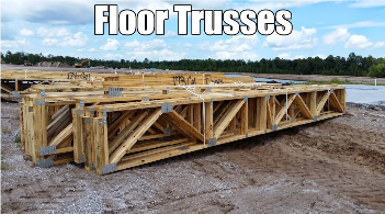 Panel-Tek Floor Trusses